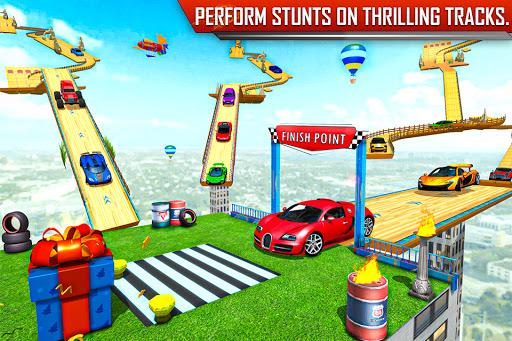Mega Ramp Car Stunt Games 3d  screenshots 6