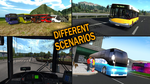 Offroad Coach Tourist Bus Simulator 2020 1.1.3 screenshots 2