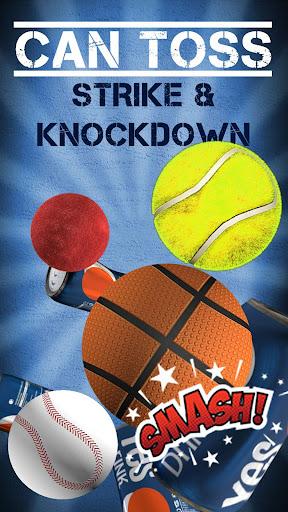 Can Toss - Strike & Knockdown apktram screenshots 3