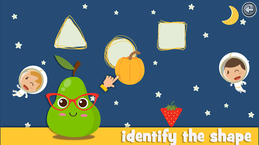 Learn fruits and vegetables - games for kids 1.5.4 screenshots 1
