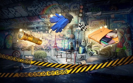 WTF Detective: Hidden Object Mystery Cases screenshots 3