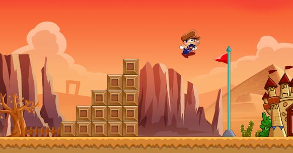Super Bino Go – New Adventure Game Full Apk İndir 6