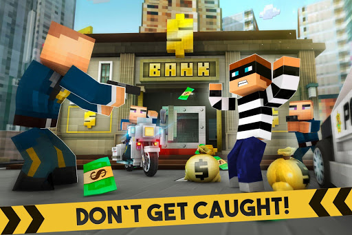ud83dude94 Robber Race Escape ud83dude94 Police Car Gangster Chase  Screenshots 2