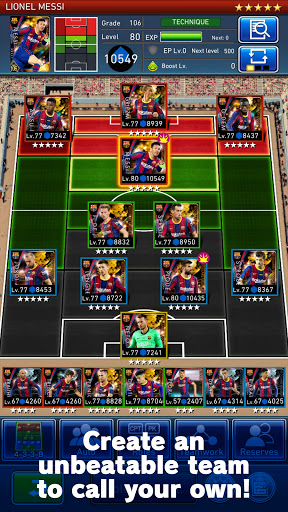 PES CARD COLLECTION apktram screenshots 6