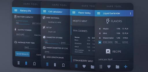 Vape Tool - Apps en Google Play