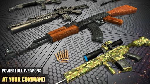 Combat Shooter: Critical Gun Shooting Strike 2020 2.3 screenshots 8