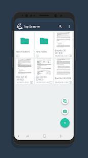 Top Scanner - Free PDF Scanner App