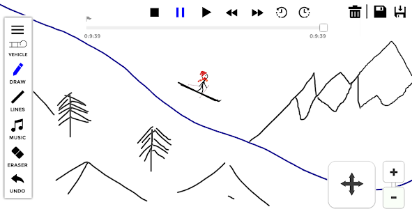 Line Driver Screenshot