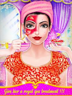 Indian Girl Salon - Indian Girl Games screenshots 3