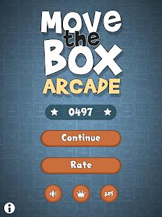 Move the Box: Arcade