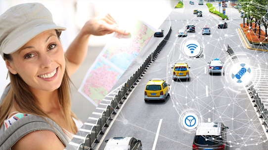 Driving Maps Navigator & Traffic Alerts 1.2 Latest MOD APK 1