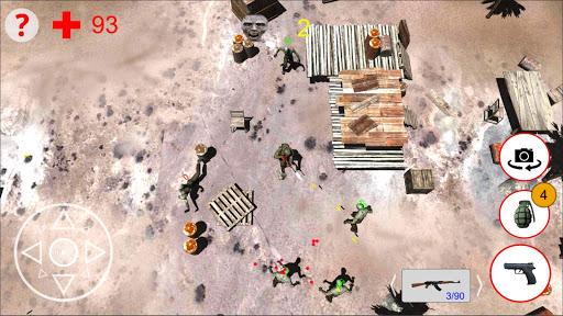 shooting zombies free game screenshot 3