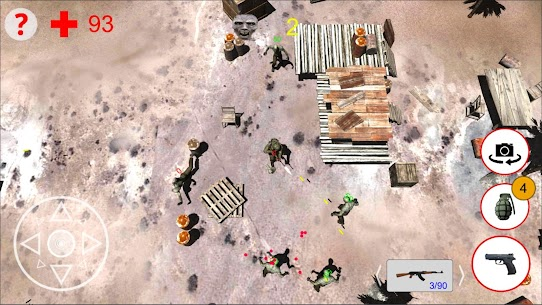 Shooting Zombies Free Game Hack Online (Android iOS) 3