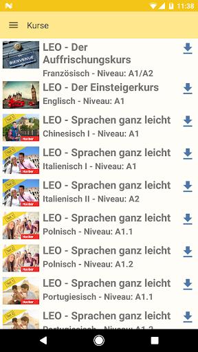 LEO dictionary 7.1.10 screenshots 7
