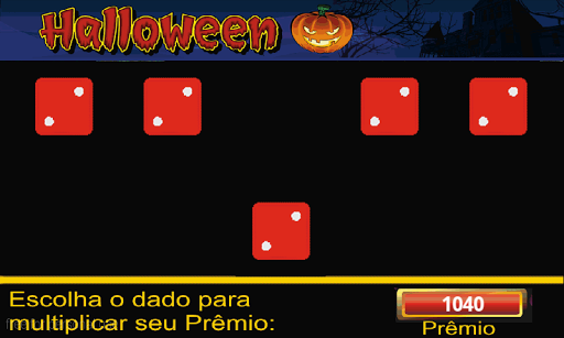 Halloween Roleta Cau00e7a Niquel apkslow screenshots 7
