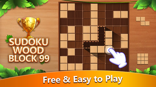 Sudoku Wood Block 99 screenshots 14