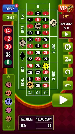 Roulette Casino Vegas: Lucky Roulette Wheel 1.0.28 Screenshots 4