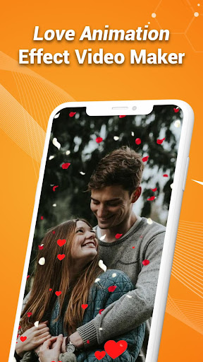 Love Photo Effect Video Maker : Photo Slideshow  screenshots 2