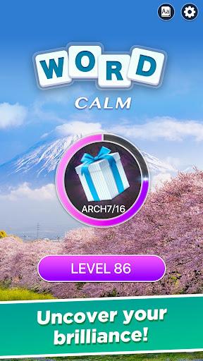 Word Calm - Relax and Train Your Brain screenshots 6
