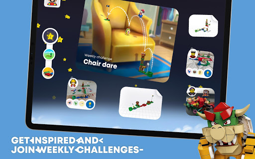 LEGOu00ae Super Mariou2122 screenshots 15
