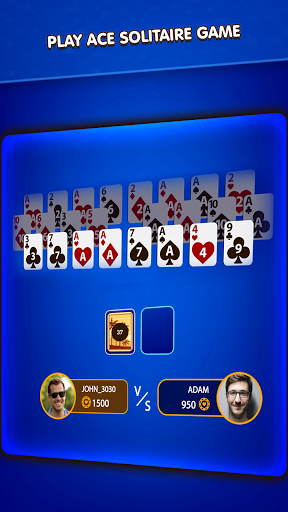 Spite & Malice - Play Solitaire Free Variations  screenshots 5
