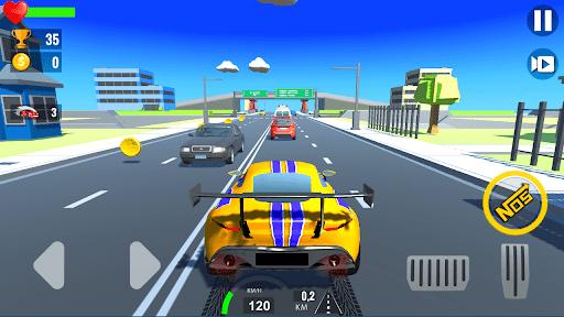 Super Kids Car Racing In Traffic 1.13 Screenshots 7