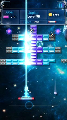 Brick Breaker : Space Outlaw 1.0.29 screenshots 5