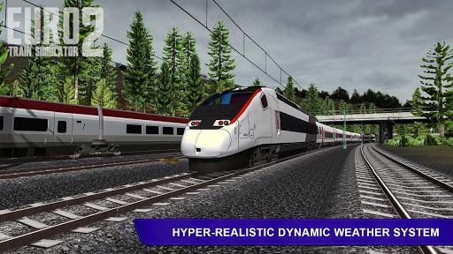 Télécharger Gratuit Euro Train Simulator 2 apk mod screenshots 4