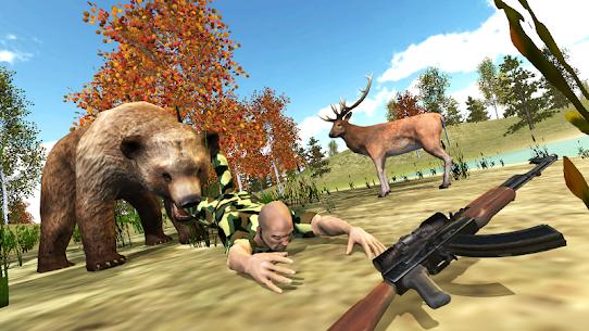 Hunting Simulator 4×4 MOD (Unlimited Money) 4