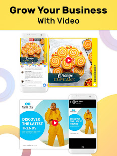 Social Media Post Maker - Make Social Videos 28.0 Screenshots 19