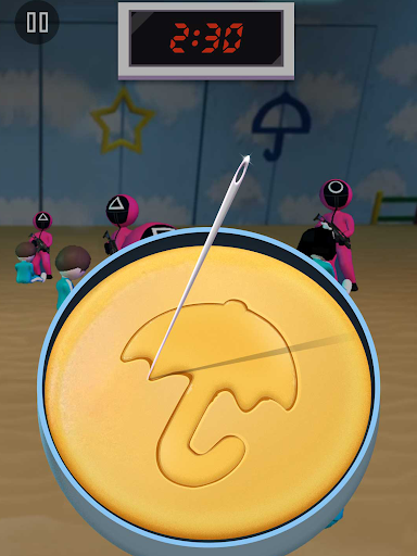 Pink Game: Squid, Fish Game  screenshots 7