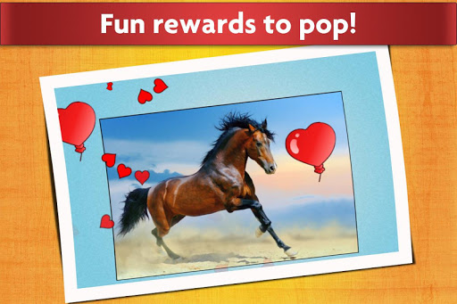 Horse Jigsaw Puzzles Game - For Kids & Adults ud83dudc34 android2mod screenshots 4