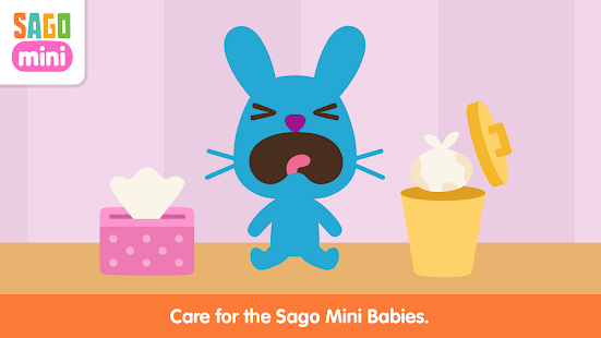 Sago Mini Babies Daycare