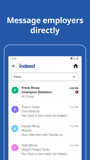 Indeed Job Search Apps On Google Play