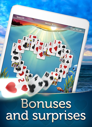 Magic Solitaire - Card Games Patience 2.10.1 screenshots 20