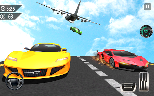 Mega Ramp Car Jumping 3D: Car Stunt Game apkmr screenshots 5