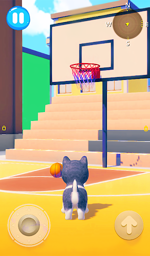 Talking Husky Dog screenshots 21