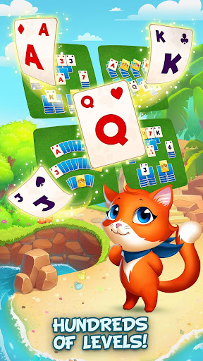 Solitaire Tour: Classic Tripeaks Card Games modavailable screenshots 1