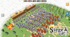 RTS Siege Up! - Medieval Warfare Strategy Offlineのおすすめ画像1