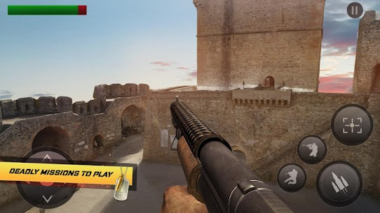 FPS Counter Attack: Real Commando Mission Hack Online [Android & iOS] 3