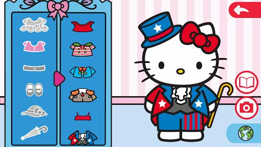 Hello Kitty Discovering The World 3.1 screenshots 14