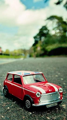 Toy Cars Live Wallpaper  screenshots 1