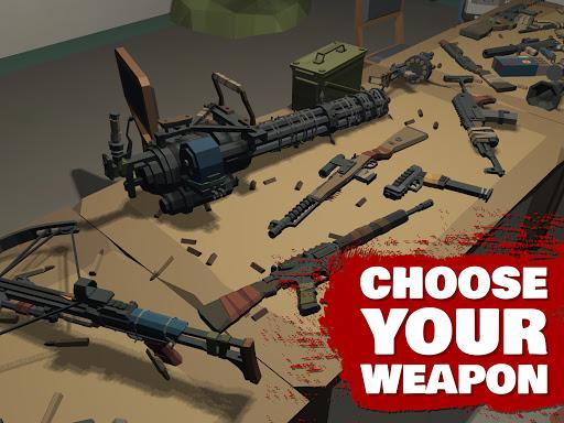 Overrun Zombie Tower Defense: Free Apocalypse Game apkdebit screenshots 7