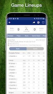 Baseball MLB Live Scores, Stats & Schedules 2020 6