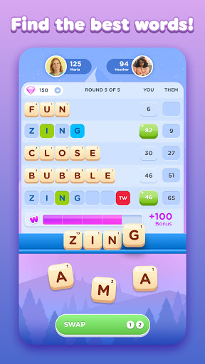 Wordzee! - Social Word Game APK MOD Download 1