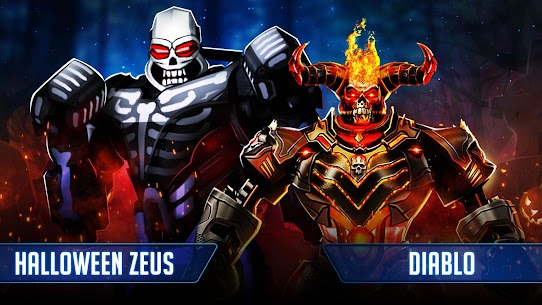 Real Steel Boxing Champions (MOD, Unlimited Money) 2