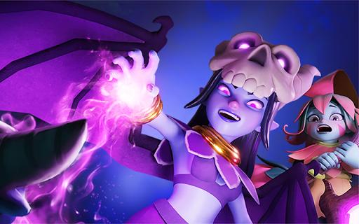 Summon Revolt: Magic Battle screenshots 9