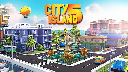 City Island 5 – Mô phỏng xây dựng thành phố tư bản Ver. 3.12.0 MOD APK | Unlimited Money | Unlimited Gold | Unlimited Keys | Unlimited Chips – City Island 5 – Tycoon Building Simulation Offline 1