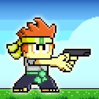 Dan the Man - Пиксельные игры
