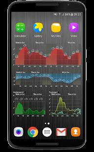 Meteogram Weather Widget